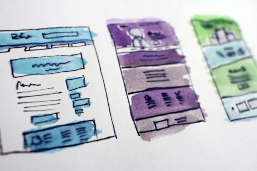 Sketch of websites